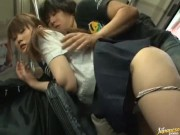 Ninfeta Estudante é Seduzida por Tarado Em Ônibus e é Abusada
